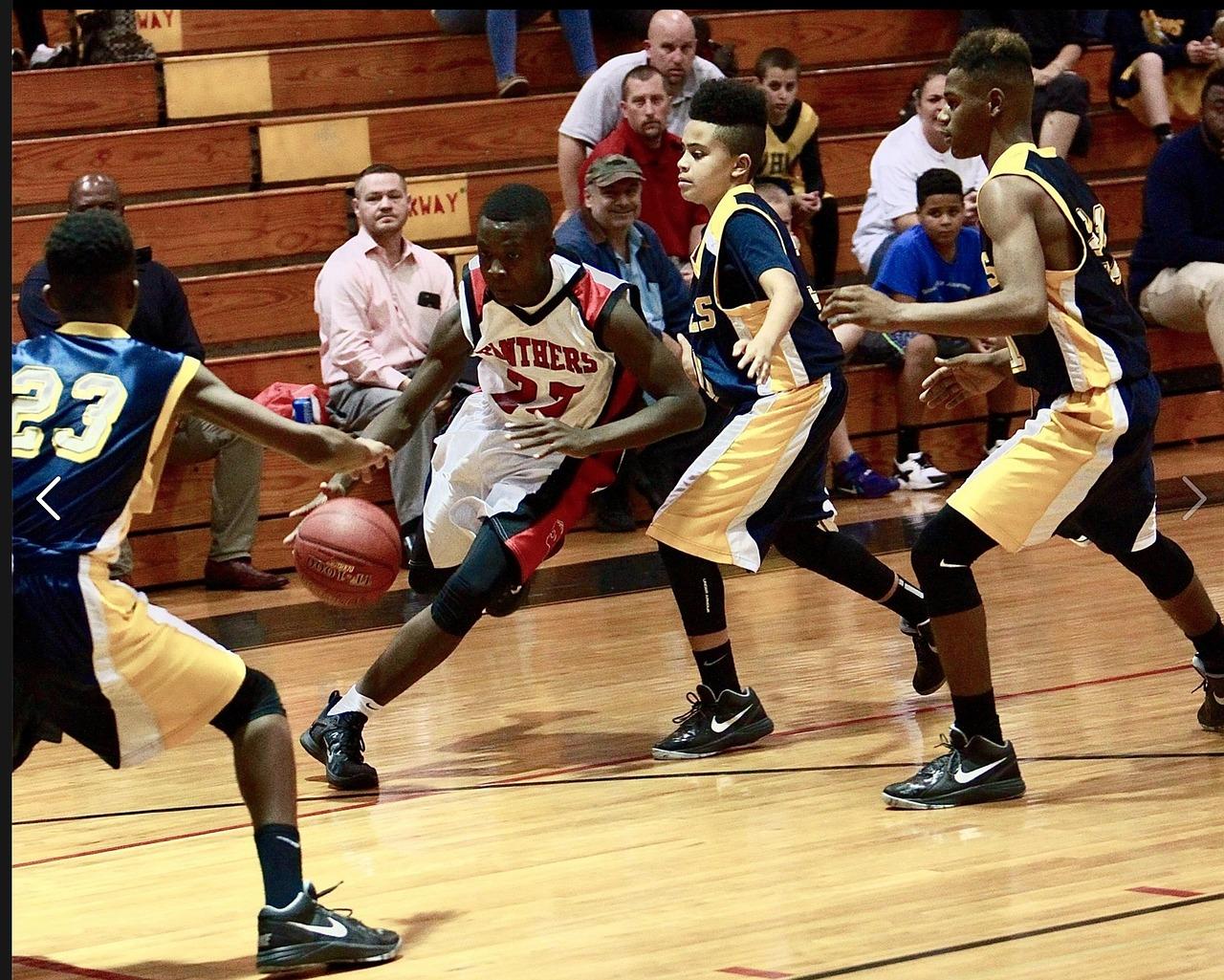 Youth basketball 2